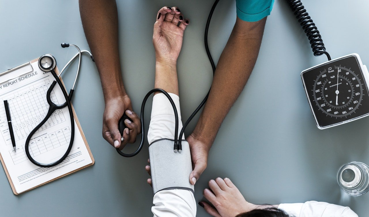 Checking your blood pressure every 3 months keeps you healthy